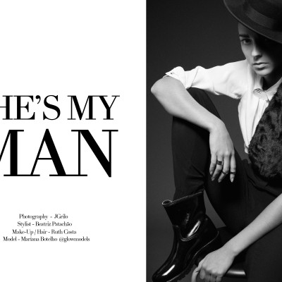 She's my man – Umbigo Magazine
