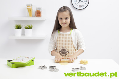 Verbaudet pastry set campaign
