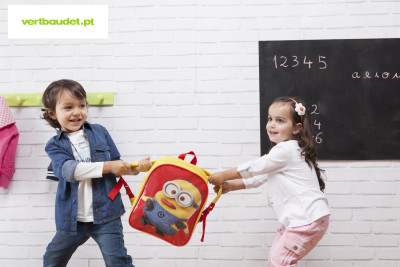 Verbaudet – Minions Backpack Campaign 2016